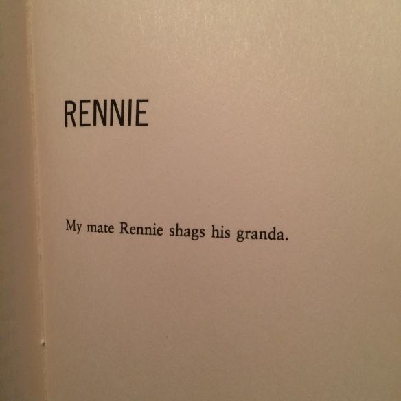 Rennie by Limmy
