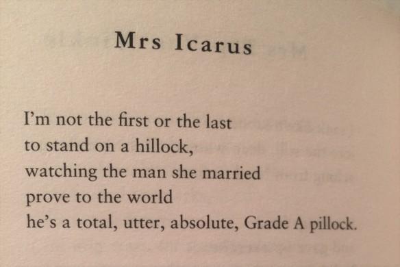 Mrs Icarus
