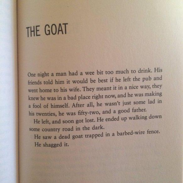 Limmy Goat